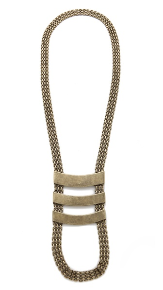 Citrine by the Stones Tula Necklace