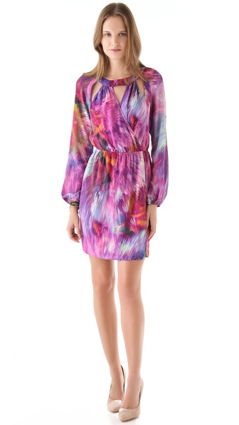 Charlie Jade Long Sleeve Dress