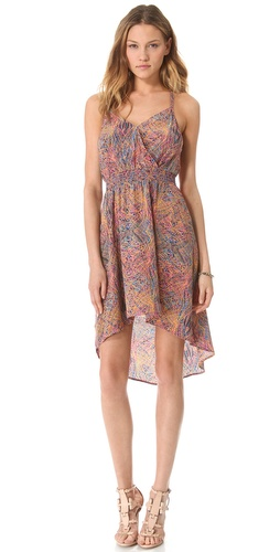 Shop Charlie Jade Sleeveless Silk Dress and Charlie Jade online - Apparel, Womens, Dresses, Day,  online Store