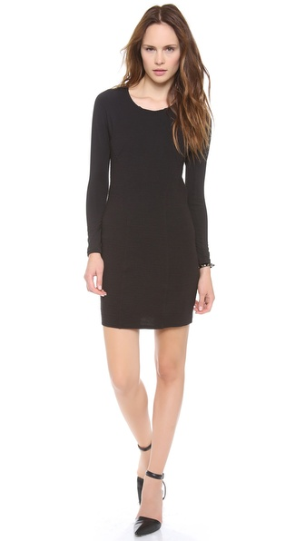 Charlie Jade Long Sleeve Knit Dress