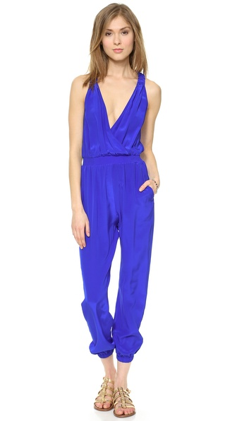 Charlie Jade Sleeveless Jumpsuit