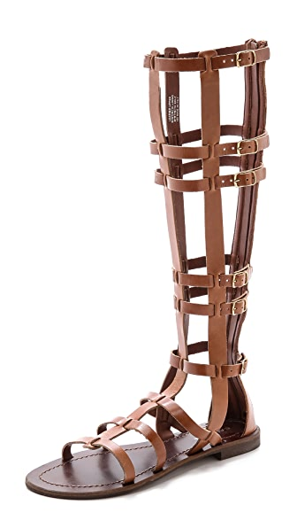 Carvela Kurt Geiger Krown Tall Gladiator Sandals