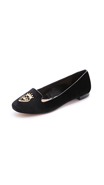 Carvela Kurt Geiger Liv Smoking Slippers