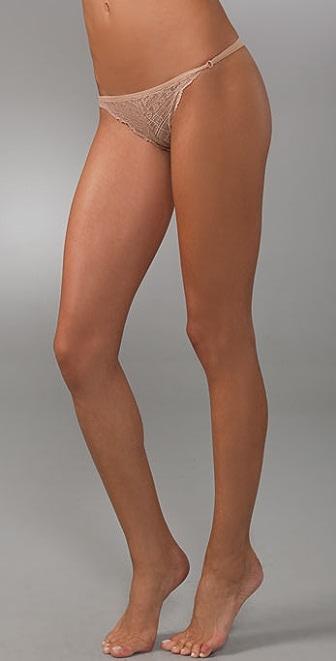 Calvin Klein Underwear Envy Lace Thong