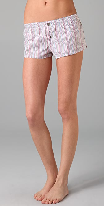 Calvin Klein Underwear CK One Boxers with Eye Mask