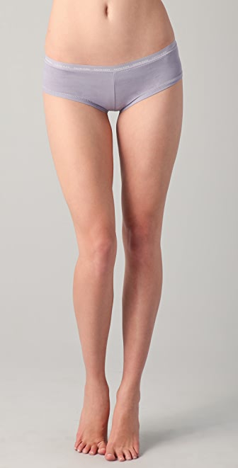 Calvin Klein Underwear Infinity Flex Cheeky Shorts