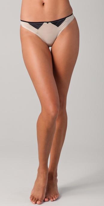 Calvin Klein Underwear Tailor Made Thong