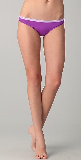 Calvin Klein Underwear CK One Micro Bikini Briefs