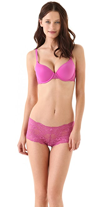 Calvin Klein Underwear Seductive Comfort Customized Lift Sexy Contour Bra