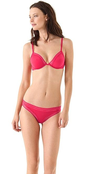 Calvin Klein Underwear Perfectly Fit Sexy Signature Underwire Bra