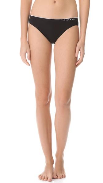 Calvin Klein Underwear Seamless Bikini Briefs