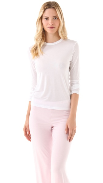 Calvin Klein Underwear Modal Long Sleeve Top
