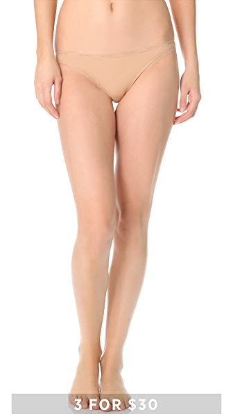 Calvin Klein Underwear Bottoms Up Bikini Briefs