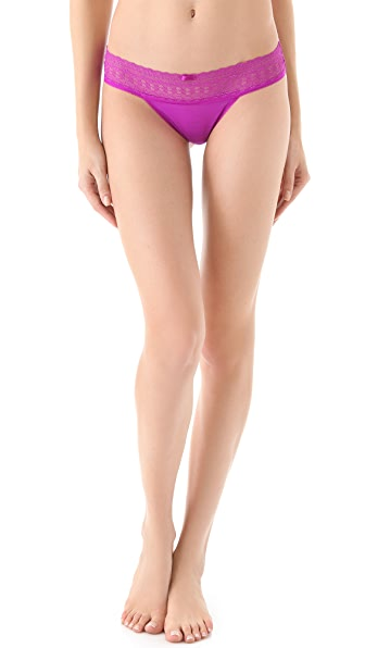 Calvin Klein Underwear Intrigue Thong