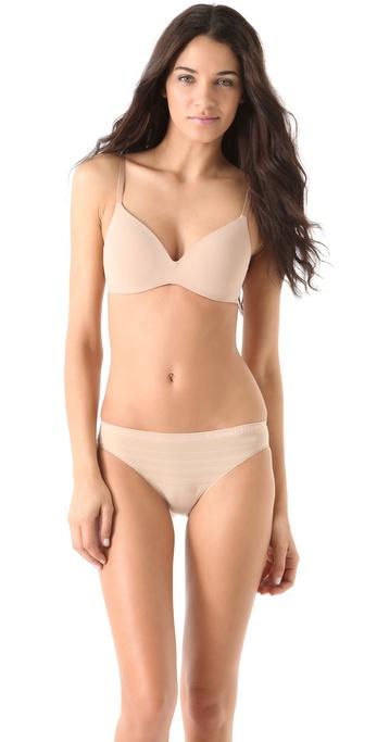 Calvin Klein Underwear Perfectly Fit Wireless Contour Bra
