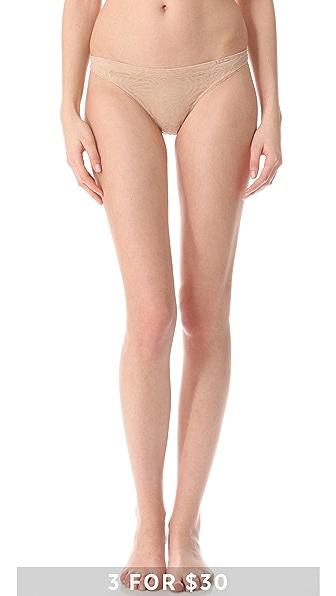Calvin Klein Underwear Shimmy Thong
