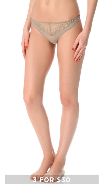 Calvin Klein Underwear Shalimar Thong