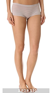 Calvin Klein Underwear Seamless Ombre Hipster Briefs