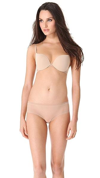 Calvin Klein Underwear Launch Convertible Push Up Bra