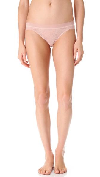 Calvin Klein Underwear Launch Lace Bikini Briefs