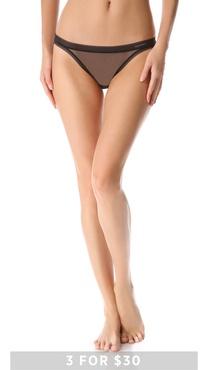Calvin Klein Underwear Launch Bikini Briefs