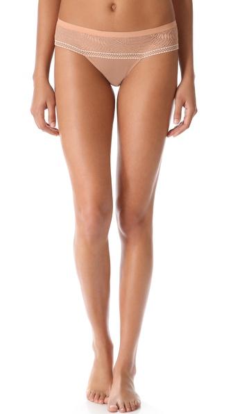 Calvin Klein Underwear Push Positive Delicate Hipster