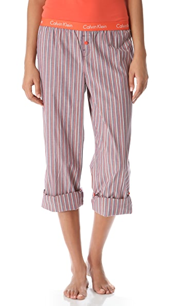 Calvin Klein Underwear Roll Up Pajama Pants