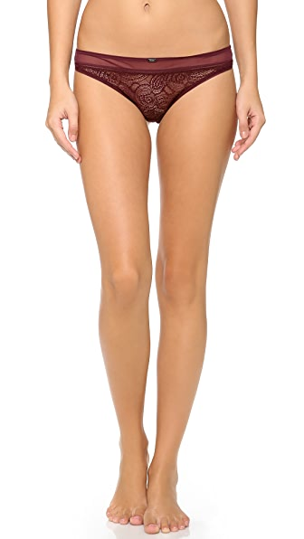 Calvin Klein Underwear Calvin Klein Black Thong