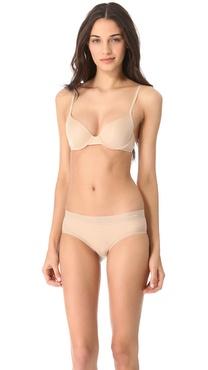 Calvin Klein Underwear Perfectly Fit Sexy Signature Demi Bra