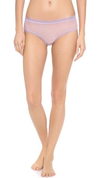 Calvin Klein Underwear Icon Hipster Briefs