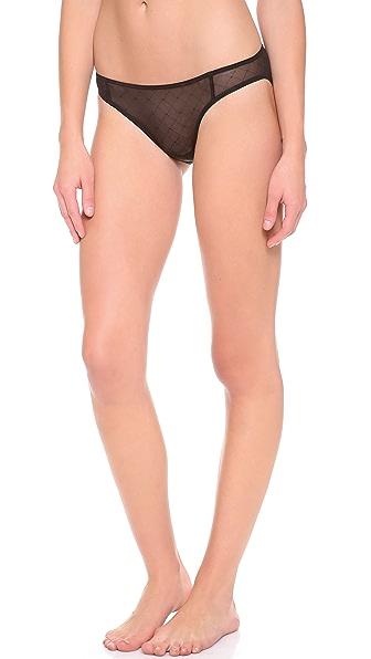Calvin Klein Underwear Seductive Comfort Illusion Bikini