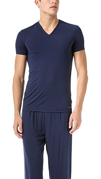 Calvin Klein Underwear Short Sleeve V Neck T-Shirt