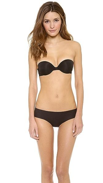 Calvin Klein Underwear Icon Modern T-Shirt Strapless Bra