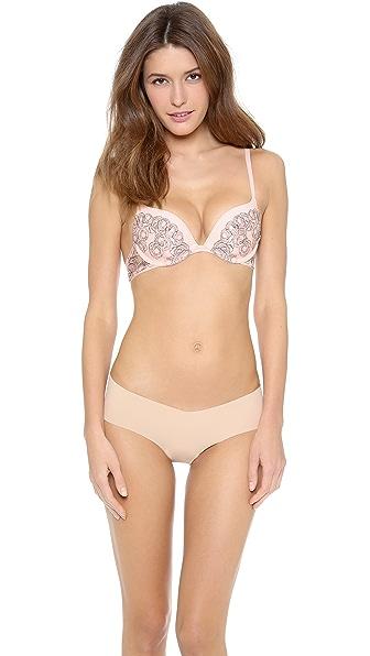 Calvin Klein Underwear Emotive Natural Lift T-Shirt Bra