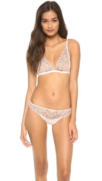 Calvin Klein Underwear Emotive Triangle Bra