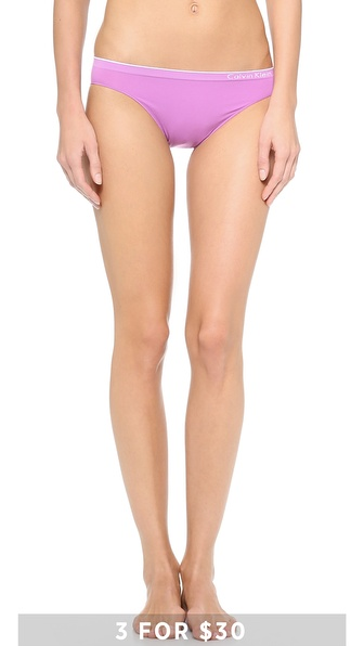 Calvin Klein Underwear Seamless Classic Bikini