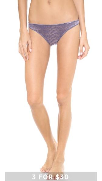 Calvin Klein Underwear Shimmy Bikini Briefs