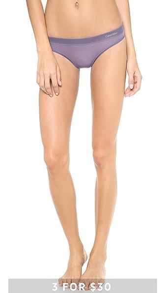 Calvin Klein Underwear Second Skin Thong