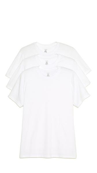 Calvin Klein Underwear Crew Neck T-Shirt 3 Pack