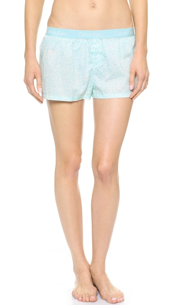 Calvin Klein Underwear Woven Boxer Shorts