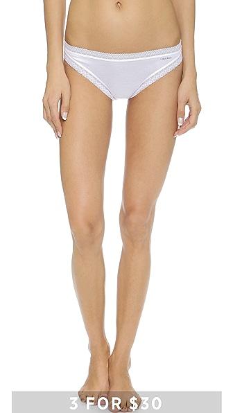 Calvin Klein Underwear Flourish Thong