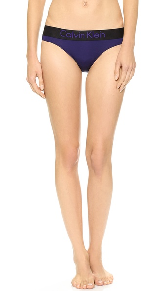 Calvin Klein Underwear Dual Tone Bikini Briefs