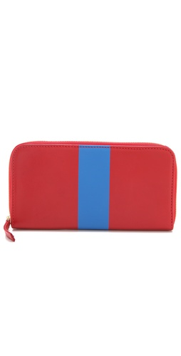CLARE VIVIER Zip Wallet at Shopbop.com