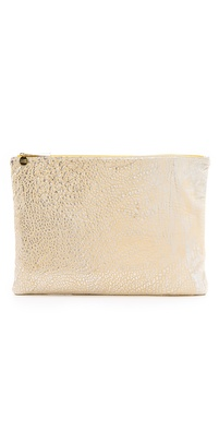 CLARE VIVIER Oversized Clutch