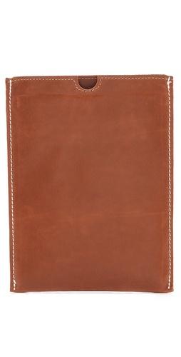CLARE VIVIER Maison iPad Mini Sleeve