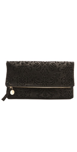 CLARE VIVIER Fold Over Clutch at Shopbop / East Dane