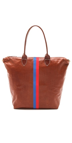 CLARE VIVIER Overnighter Bag at Shopbop / East Dane