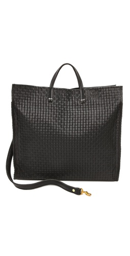 CLARE VIVIER Basket Weave Simple Tote at Shopbop / East Dane