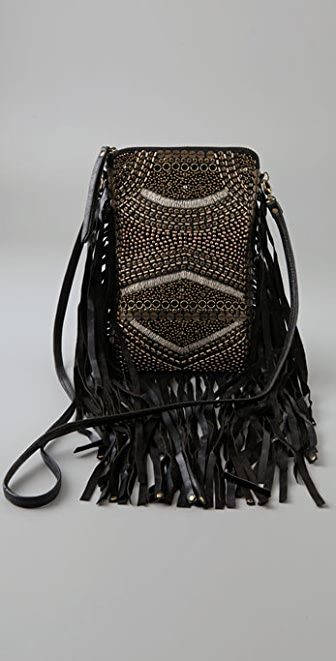 Cleobella Nikko Fringe Bag
