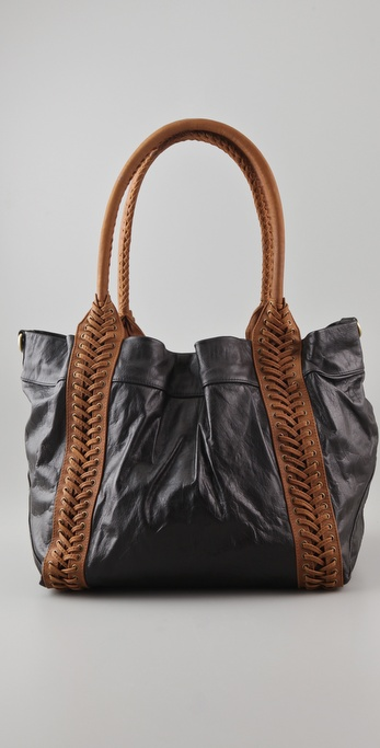 Cleobella Abela Two Tone Bag